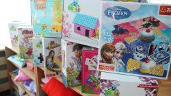 Do Bajkowego Przedszkola w Turku trafiły nowe zabawki