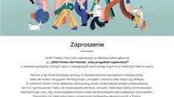 """Turek. Debata przedwyborcza pt. """"2050 Polska dla Pokoleń. Jaką przyszłość wybierzesz?"""""""