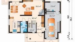 Obrzębin - sprzedam dom