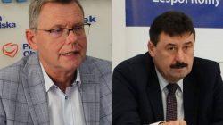 Tomasz Nowak i Ryszard Bartosik