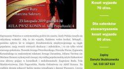 """Władysławów. Koncert """"Lata dwudzieste, lata trzydzieste"""""""