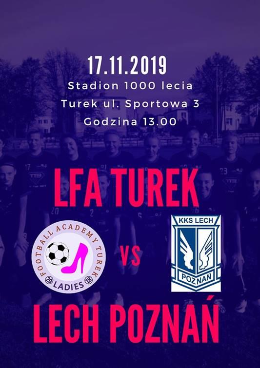 LFA Turek vs Lech Poznań