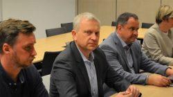 Spotkanie Zarządu Profim z władzami miasta oraz powiatu