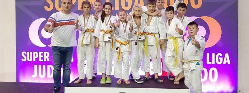 Finał Super Ligi Judo w Sobótce