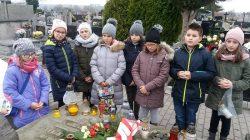"""SP 4 Turek dla akcji """"Szkoła pamięta"""""""