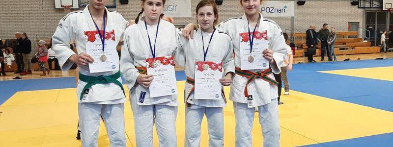 Judo Tuliszków. Gwiazdkowy turniej w Poznaniu
