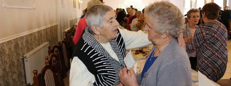 Kaczki Średnie. Wigilijne spotkanie dla starszych, chorych, samotnych