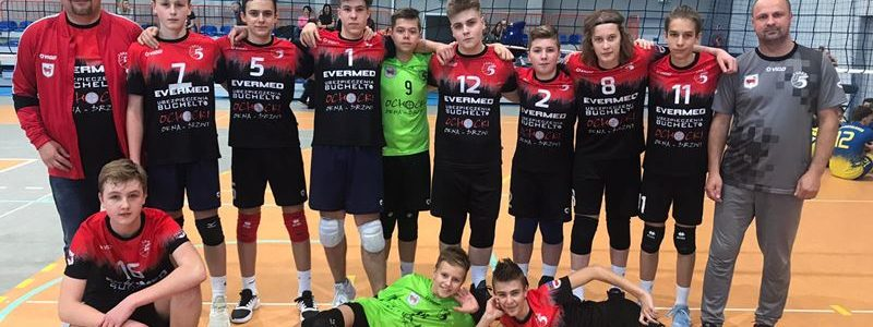 Młodzicy UKS Piątka Turek powalczą o Mistrzostwo Wielkopolski