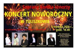 Tuliszków. Koncert Noworoczny 2020