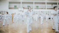 KSiSW Turek. Egzamin karate kyokushin