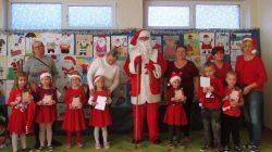 Turek. Święty Mikołaj zawitał do Bajkowego Przedszkola