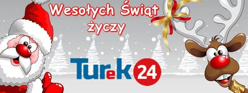 Wesołych Świąt życzy Turek24