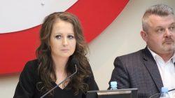 Sesja RMT: przewodnicząca Kadrzyńska-Siwek, wiceprzewodniczący Borowski