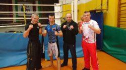 Kamil Węcławek z Klubu Striker posiadaczem czarnego pasa w kickboxingu