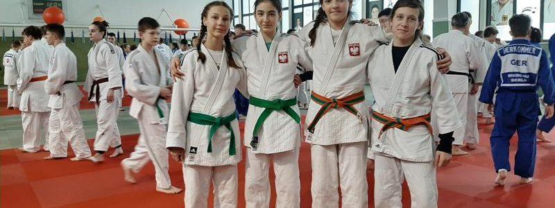 Na trening do Berlina. Judocy z Tuliszkowa szlifowali swoje umiejętności