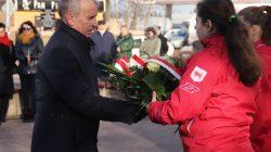 Turek skromnie obchodził 75. rocznicę wyzwolenia miasta