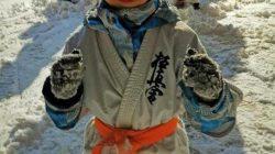 Zimowa Szkoła Karate Kyokushin w Białym Dunajcu