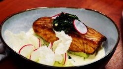 Ryby i owoce morza. Kulinarne inspiracje z Patrykiem Dziamskim