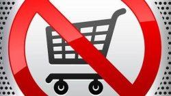 Znak zakazu handlu