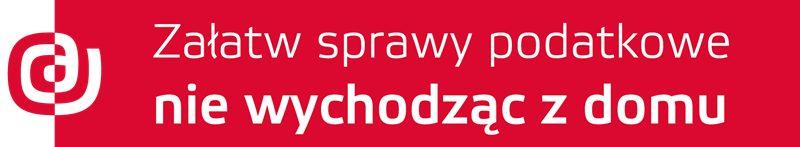 Urząd Skarbowy - baner e-usługi