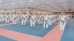 KSiSW Turek. Zgrupowanie karateków