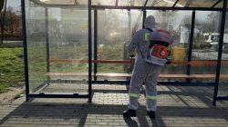 OSP Turek walczy z koronawirusem