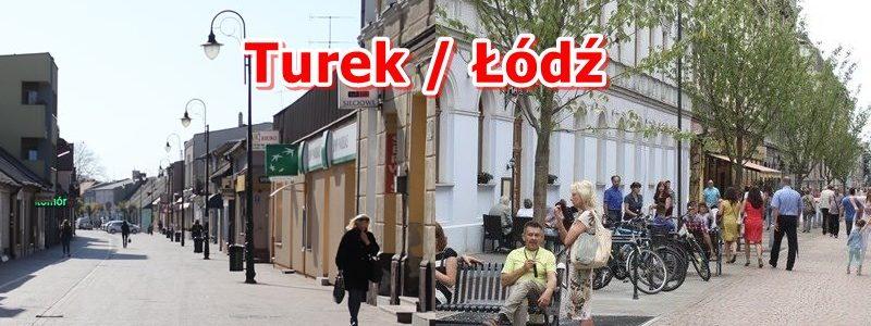 Turek (ul. Kaliska) | Łódź