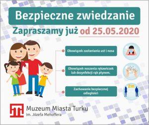 Muzeum Mehoffera - bezpieczne zwiedzanie od 25.05.2020