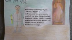 SP 4 Turek. 100. rocznica urodzin Jana Pawła II