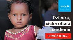 UNICEF Polska: Dzień Dziecka w cieniu pandemii COVID-19