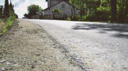 Malanów. Droga Skarżyn-Kolonia