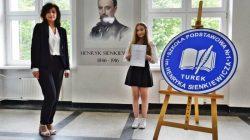 Liwia Olejnik laureatką konkursu języka polskiego