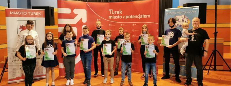 Stypendia burmistrza dla młodych zawodników KSiSW Turek