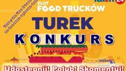 Zlot food trucków 2020 - plansza konkursowa