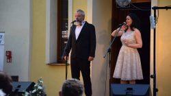 Letnia Filharmonia Parkowa w Tuliszkowie świętowała 5. urodziny | Bartosz Kuczyk i Agnieszka Wawrzyniak
