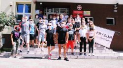 SzotTrybański Basketball Camp 2020