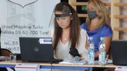 Mariola Kadrzyńska-Siwek   przewodnicząca rady miasta Turek