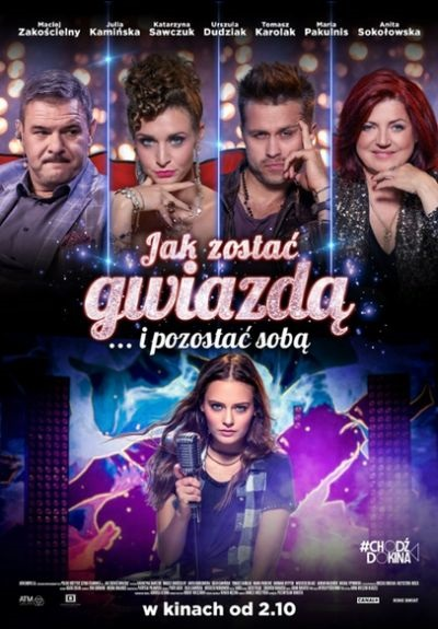 Kino TUR   Jak zostać gwiazdą / 23-26,10,2020 r.