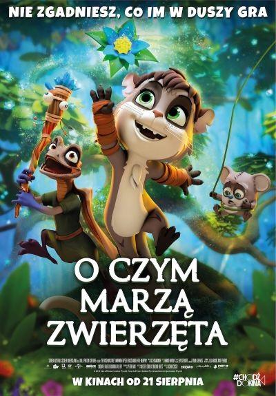 Kino TUR   O czym marzą zwierzęta 09-12,10,2020 r.