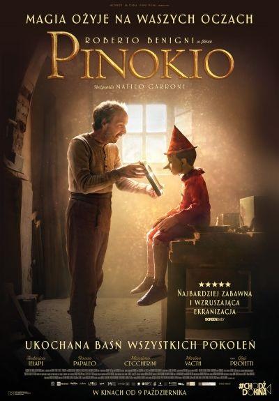 Kino TUR   Pinokio / 23-26.10.2020 r.