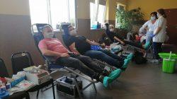 Akcja OSP Malanów. Oddano 40 litrów krwi