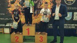 Striker na European Kickboxing Challenge w Sulejówku.