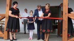 Otwarcie świetlicy wiejskiej w Tarnowie