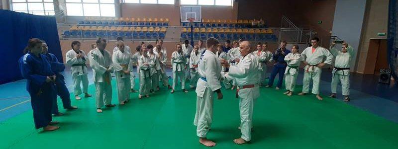 Camp szkoleniowy judoków z Tuliszkowa
