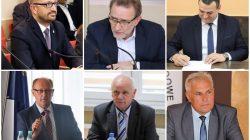 Samorządowcy 7 gmin pow