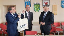 Od lewej: C. Krasowski, R. Antosik, M. Woźniak