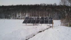Fotowoltaika zimą