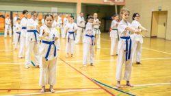 Turek. Egzamin karate kyokushin