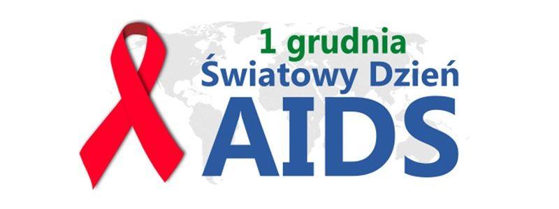 Światowy Dzień AIDS - 1 grudnia