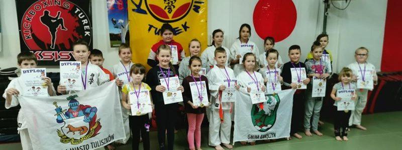 KSiSW Turek. Sekcja karate Kawęczyn